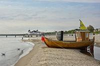 baltic island of Usedom