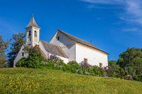 Small chapel in Mittelberg am Ritten