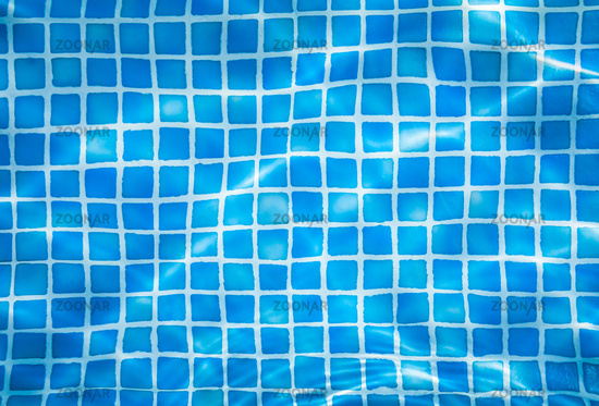 Vacation Swimming Pool Tiles