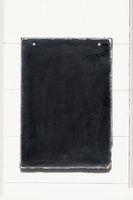 blank menu board blackboard or chalkboard