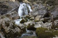 Kuhflucht-Wasserfälle bei Farchant