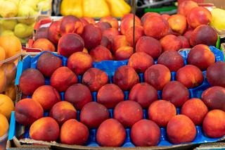 Nectarines Peach