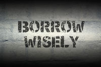 borrow wisely gr