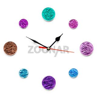 Cosmetic clock.