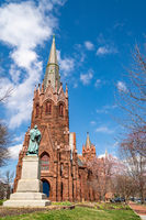 Luther Place Memorial Church Washington DC