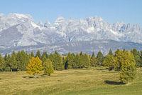 Herbststimmung im Trentino