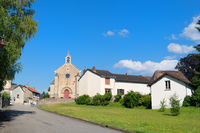 Village Saint-Meard in French Limousin