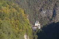 Monastery of San Romedio in the Val di Non