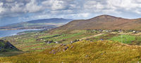 Landscape from Ring of Kerry, Ireland
