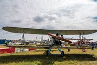 Polikarpov Po 2 Russian Aircraft during air show