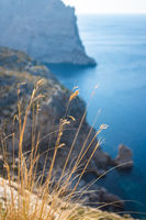 Dramatic Cliffs In Mallorca