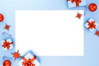 Christmas gift Postcard