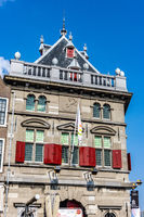Building in Haarlem