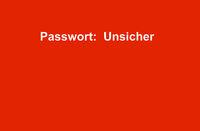 Password unsave