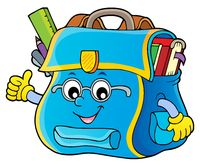 Happy schoolbag topic image 4