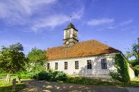 Church Hohenofen, Sieversdorf-Hohenofen, Brandenburg, Germany