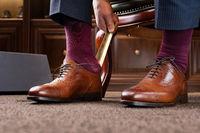 men shoes boutique store