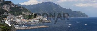 Panorama Amalfi Coast