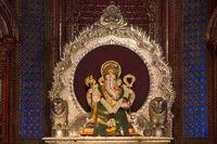 Kasaba Ganpati, Pune, Maharashtra, India.