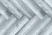 wooden  floor background - herringbone wood closeup  -