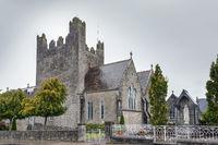 Holy Trinity Abbey Church in Adare, Ireland