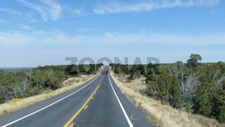 Straße in Arizona