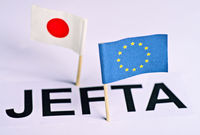 Trade Agreement EU - Japan JEFTA
