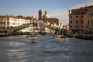 Winter morning in Venice