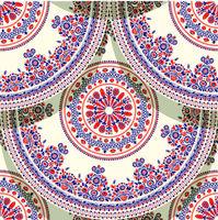 Hungarian motif tile 3