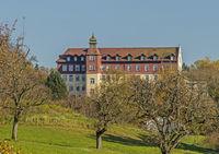 Castle Spetzgart near Überlingen at the lake Constance