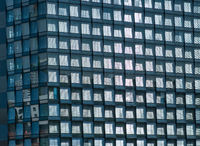 office building facade - modern architecture , architectural pattern -