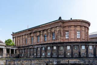 The Alte Nationalgalerie in Museum Island, Berlin