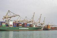 port in Koper