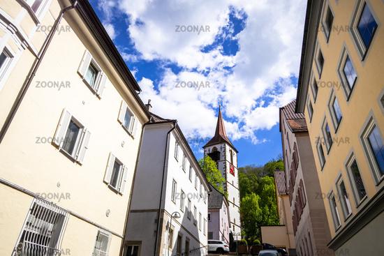 church of Sulz Germany
