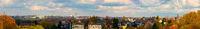 Panoramic view of the city of Velbert