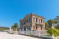 Kucuksu Palace in Asian part of Istanbul, Turkey