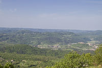 Buzet in Istria