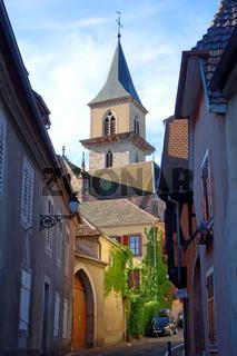 St Grégoire Ribeauvillé in Frankreich