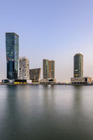 Buldings at Dubai Business Bay, UAE