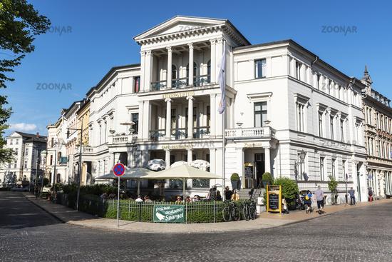 restaurant Friedrich´s, Schwerin, Mecklenburg-Western Pomerania, Germany, Europe