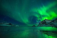 Northern Lights Beach