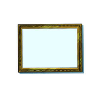 picture frame, blank pattern