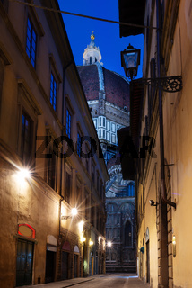 Street of florence