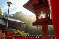Kumatakasha in Fushimi Inari Shrine in Kyoto,