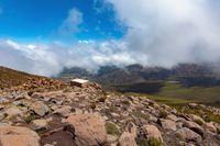 landscape of Bale Mountain