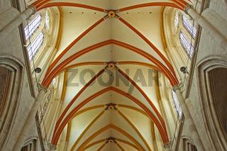 Kathedrale St. Etienne, Toul, Lothringen, Frankreich