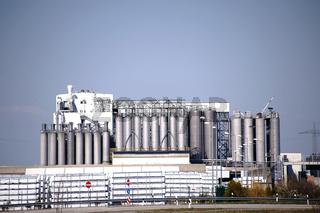 Industrieanlagen Chemische Fabrik