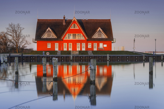 House at the marina in Vieregge - Ruegen