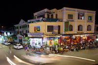 Hue Nightlife in Vietnam