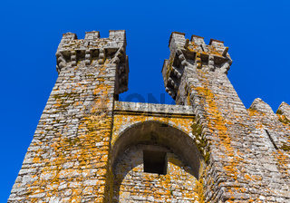 Castle in town Penedono - Portugal